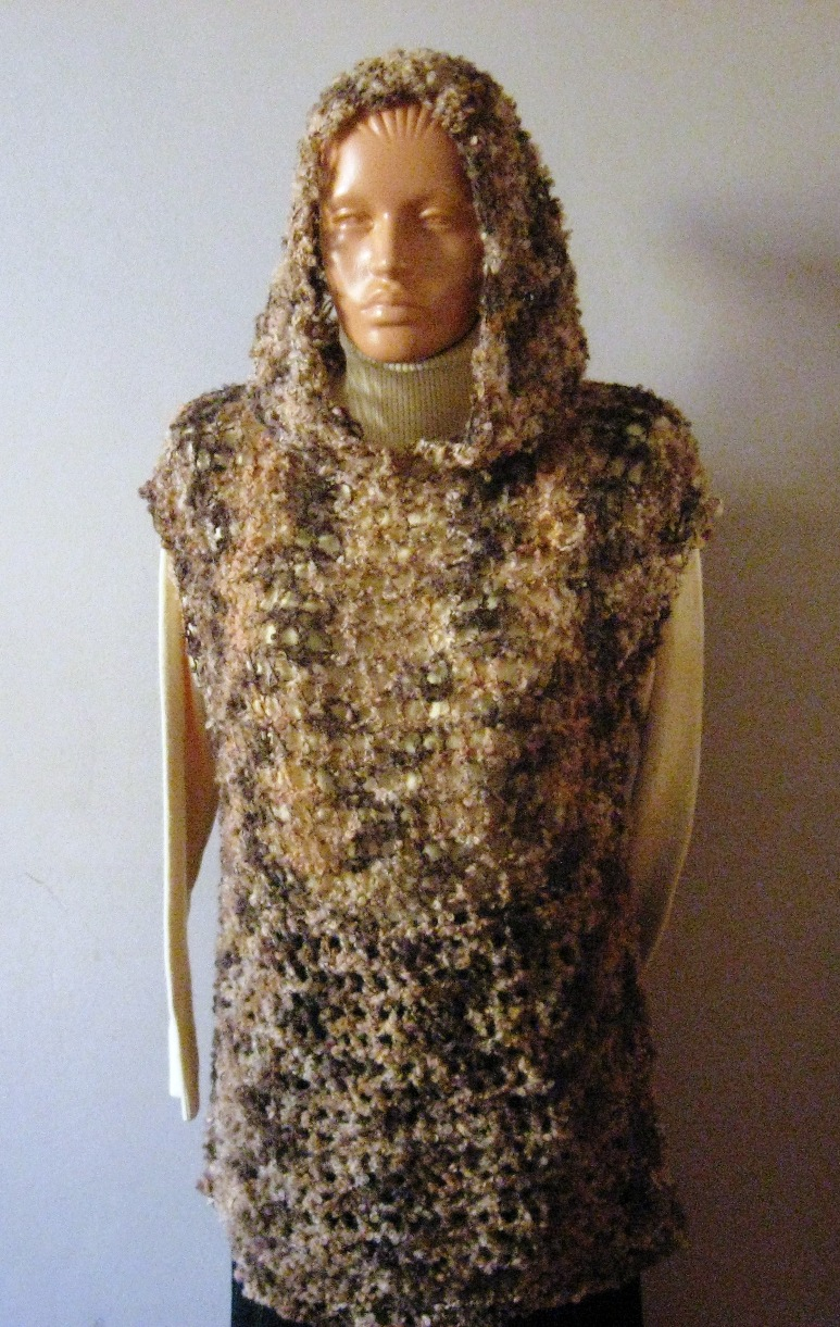 Румяна Драгомирова-Драгборпет 2001 Hand knitted tunics
