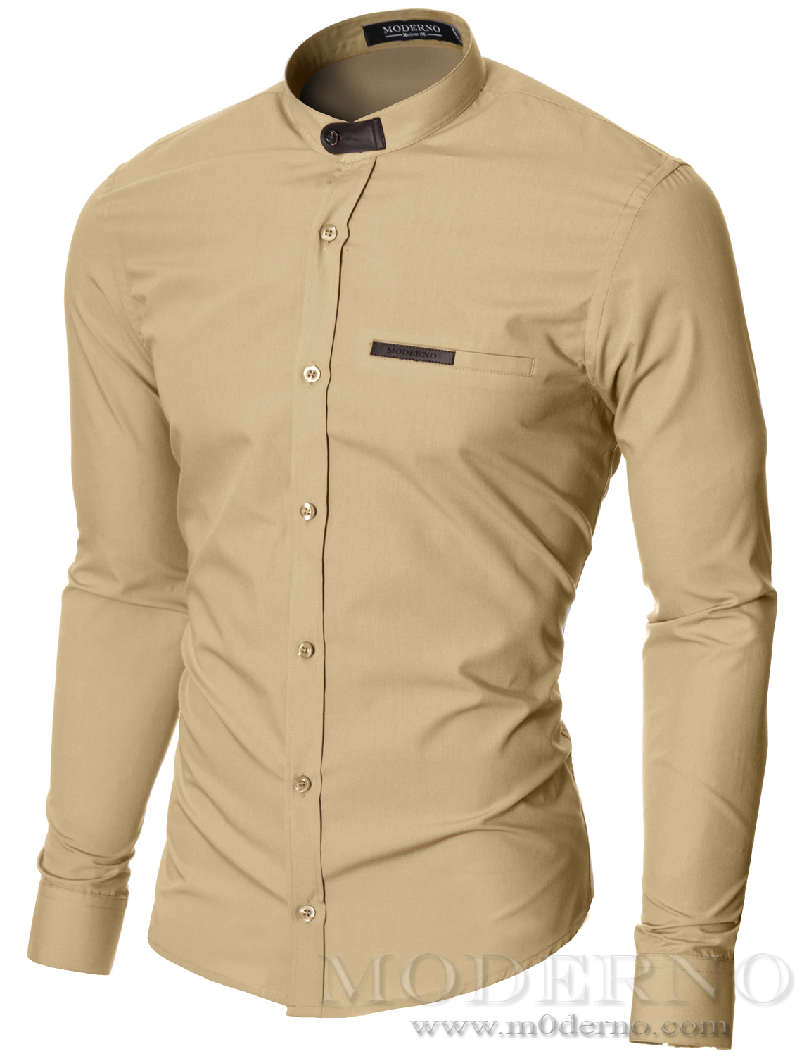 МОДЕРНО.KOM ЕООД Button-down shirts