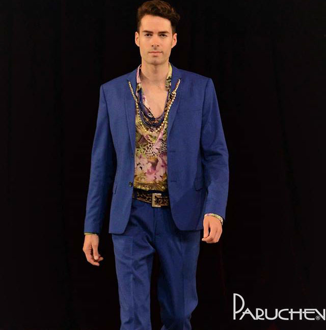 PARUCHEV FASHION HOUSE Kollektion   2017