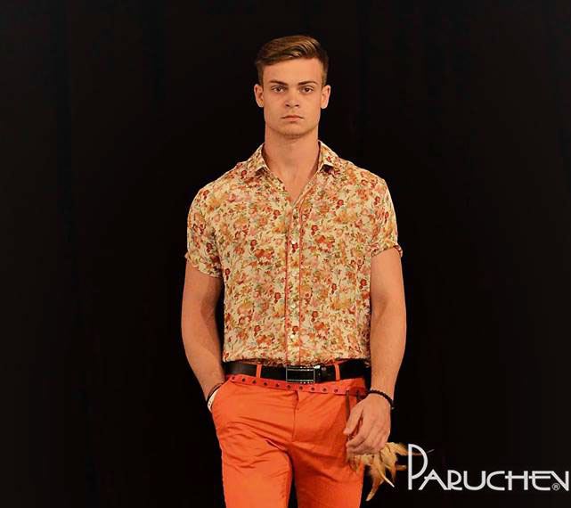PARUCHEV FASHION HOUSE Collectie  2017