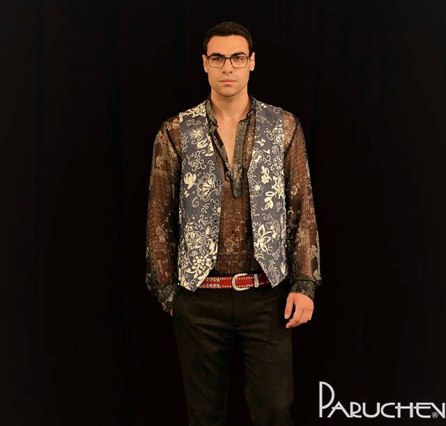 PARUCHEV FASHION HOUSE Collection  2017