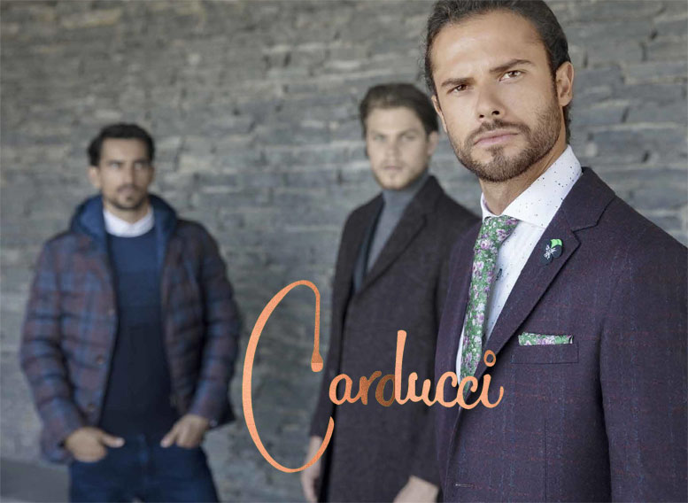 Кардучи Carducci Collection Fall/Winter 2017