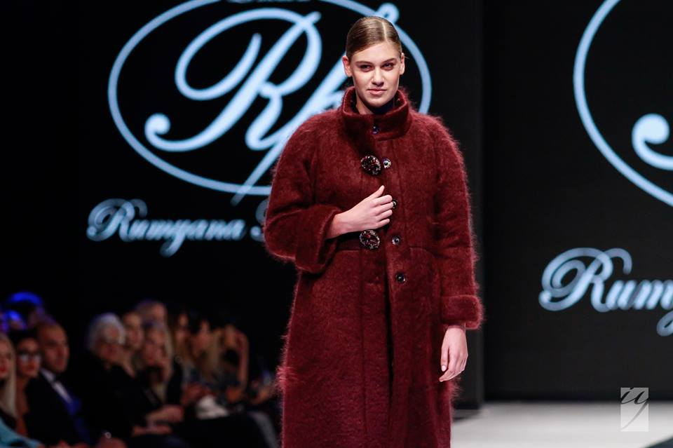 Rumyana Konstantinova Atelier Rumyana Konstantinova Atelier Collection Fall/Winter 2017