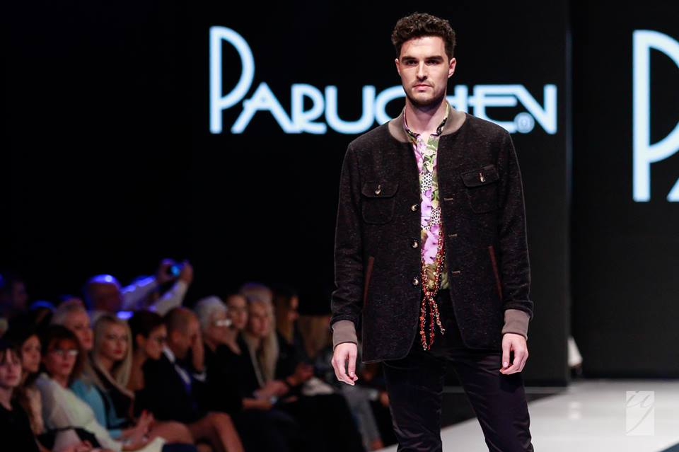 PARUCHEV FASHION HOUSE Колекция  2017