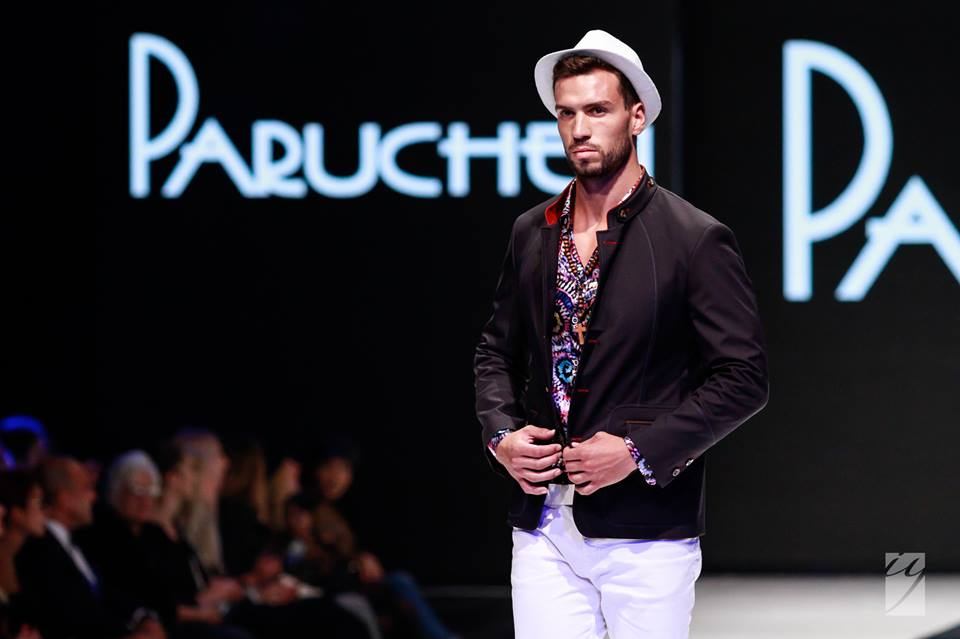 PARUCHEV FASHION HOUSE Collection  Automne/Hiver 2017