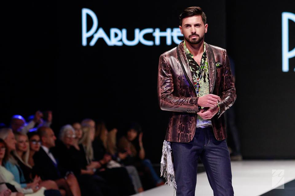 PARUCHEV FASHION HOUSE PARUCHEV FASHION HOUSE Collection Fall/Winter 2017
