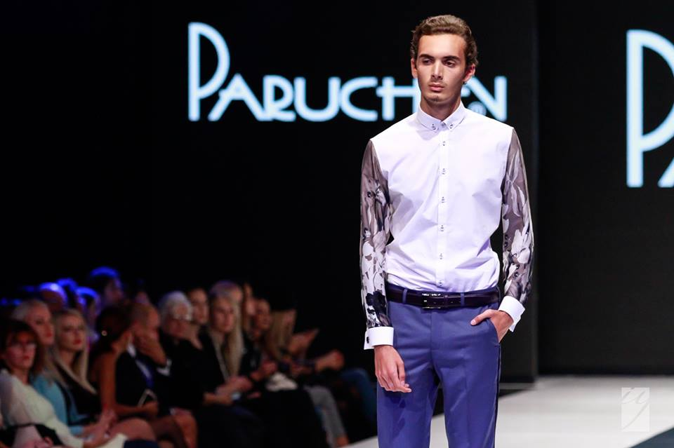 PARUCHEV FASHION HOUSE Kollektion Höst/Vinter 2017