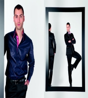 Frant Ltd Men's Fashion Collection Summer 2013