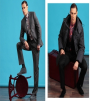 Frant Ltd Men's Fashion Collectie Lente/Zomer 2015