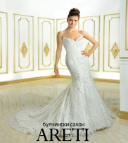 ARETI-WEDDING SALON Kolekce  2015