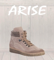 ARISE SHOES Collection Fall/Winter 2015