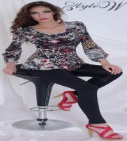 Fashion House Style W Collection  2013