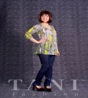 TANI Fashion House Collectie  2015