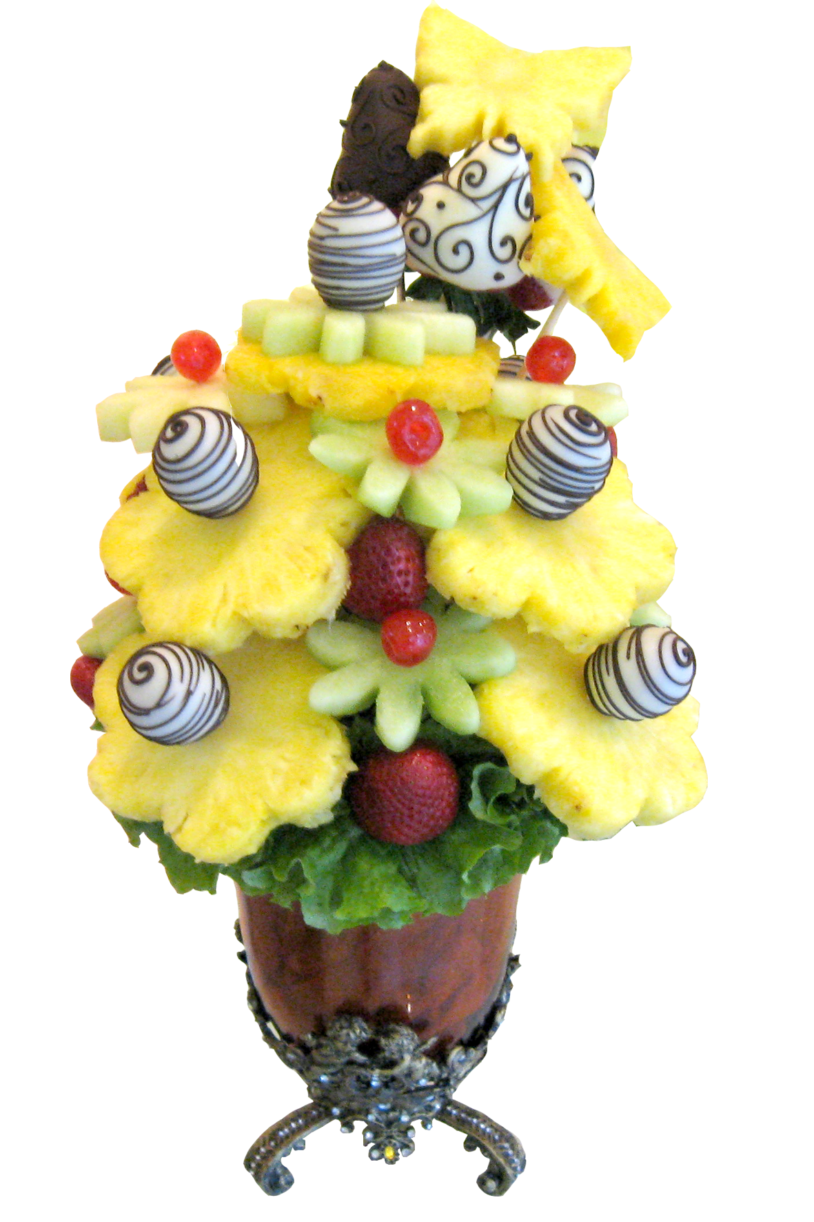 FRUIT ART - Bouquettes of Fruit  Одабрани Модели - BulgarianTextile.com