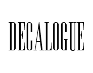 DECALOGUE Projektanci Mody