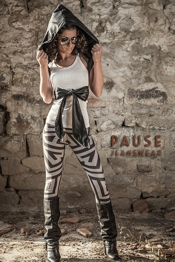 PAUSE JEANS Featured Model - BulgarianTextile.com