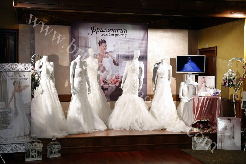 Bridal and Party Agency Briliantin  - BulgarianTextile.com
