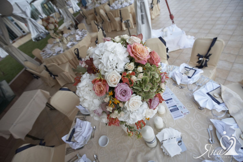 Wedding florist and decorator  - BulgarianTextile.com