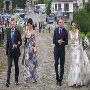 Юлияна Дончева се омъжи с рокля на Pronovias от Bridal Fashion