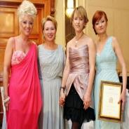 Бизнес дамите на 2012 с тоалети от Bridal Fashion