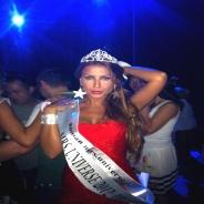 Венета Харизанова трета на конкурса Мисис Вселена 2012