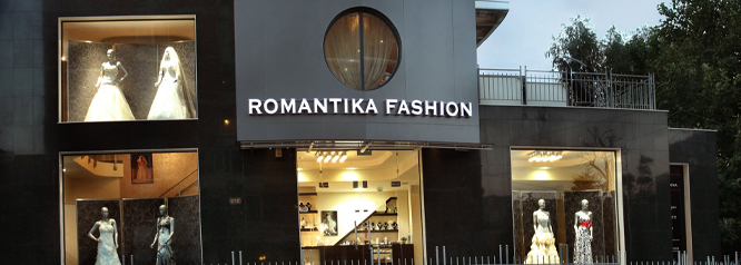 Romantika Fashion Collection   2012