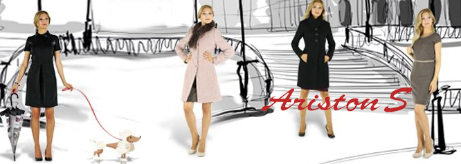 Ariston S Ltd. Kollektion  Herbst/Winter 2015