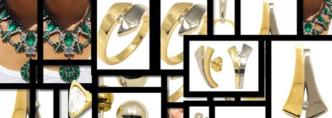 Jewelry house UVEL Collection   2015