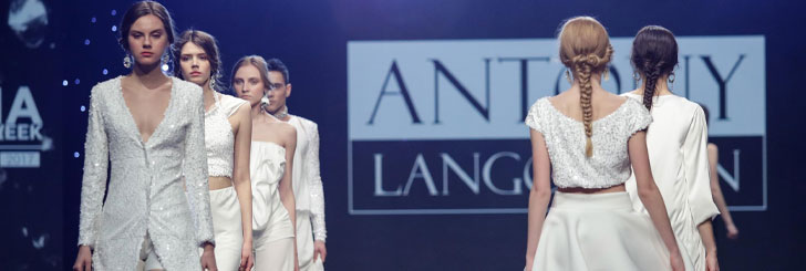 Antony Langountin Collection  Fall/Winter 2017